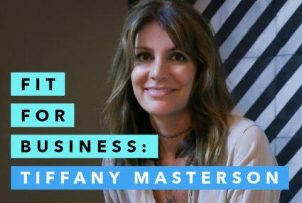 Tiffany Masterson's intoxicatingly straightforward approach to skin care