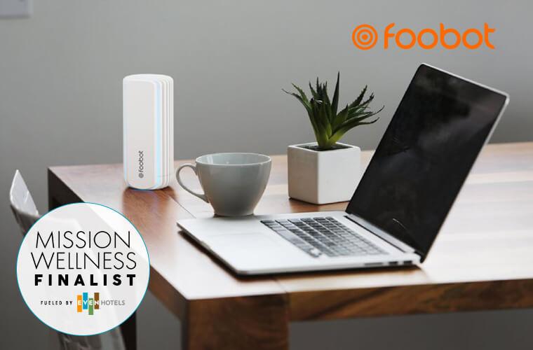 Mission Wellness finalist Foobot
