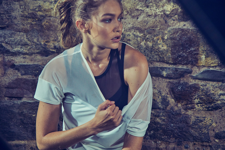 Thumbnail for Reebok has a new face: Gigi Hadid