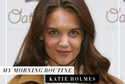 The Suri-approved breakfast that fuels Katie Holmes' day