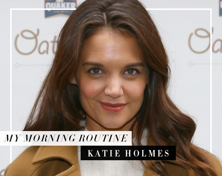 Thumbnail for The Suri-approved breakfast that fuels Katie Holmes' day