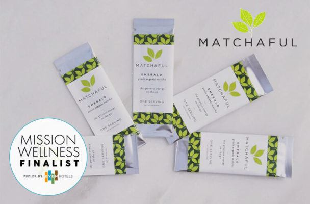 Now you can get your matcha fix literally anywhere