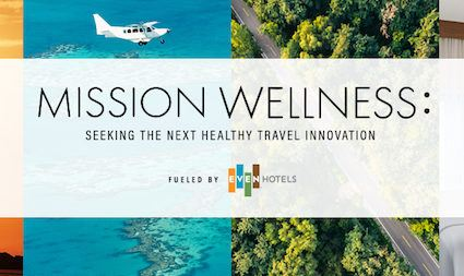 Vote now for the winner of #MissionWellness, and determine the healthiest new idea in travel