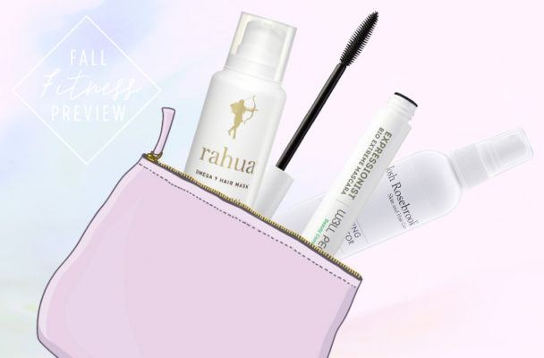 9 post-workout miracle beauty products to stash in your makeup bag