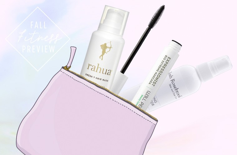 Thumbnail for 9 post-workout miracle beauty products to stash in your makeup bag