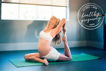 What expecting fitness pros know about having a healthy pregnancy