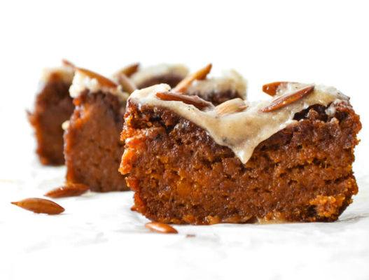 Thumbnail for The Paleo pumpkin bread recipe from Lauren Conrad's fave nutritionist