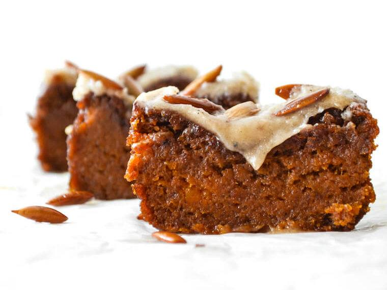 The Paleo pumpkin bread recipe from Lauren Conrad's fave nutritionist
