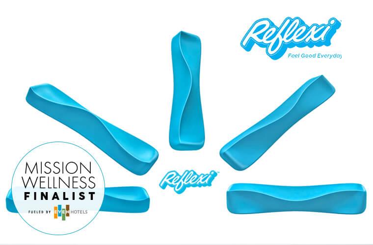 Mission Wellness finalist Reflexi