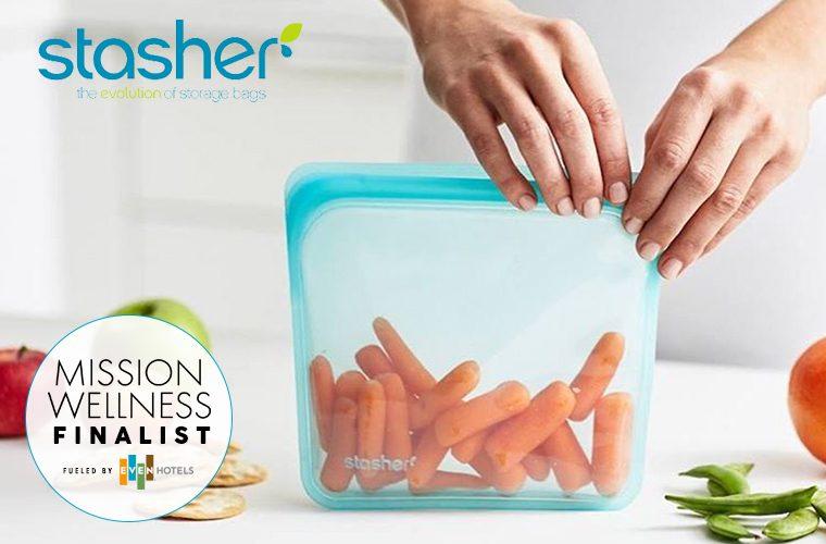 Mission Wellness finalist Stasher