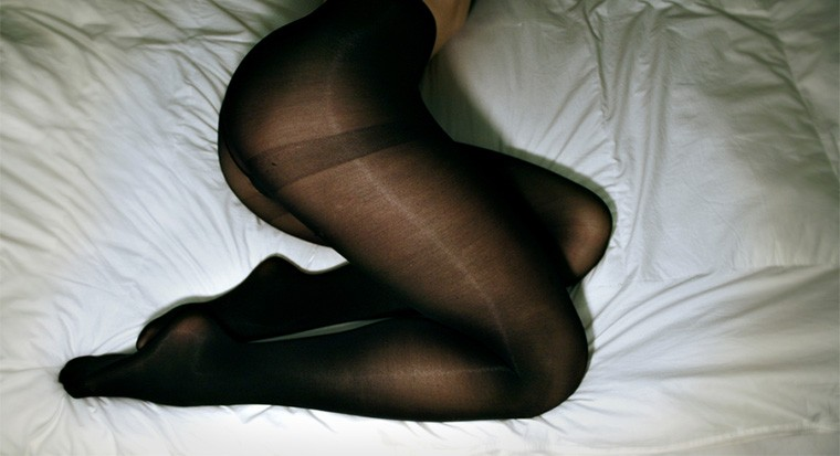 Thumbnail for Head's up: Crystal-infused tights that promise to detox you and reduce your PMS