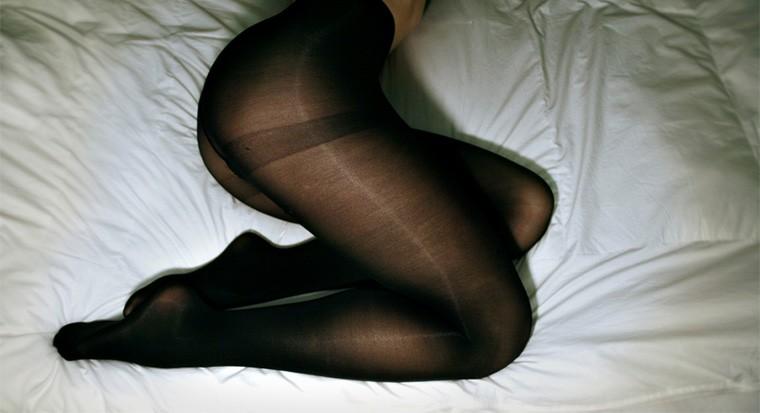 crystal tights