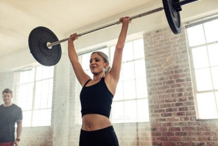 Why women should lift slow and heavy