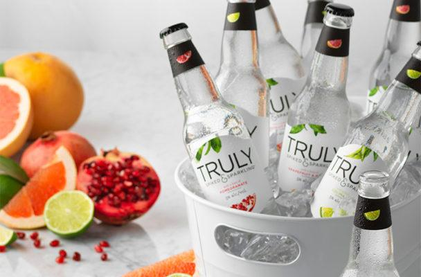 Photo: Truly Spiked + Sparkling