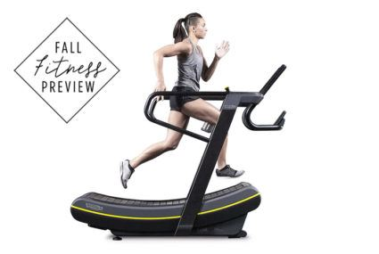 Could this buzzy new piece of equipment be replacing the classic treadmill?