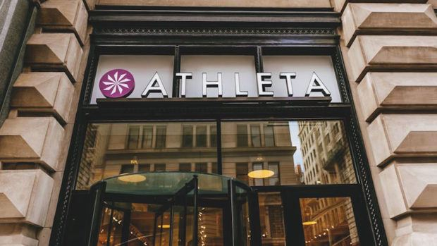 You're invited to our Sweat Series event at the Athleta Flatiron studio