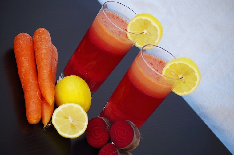 Thumbnail for These 7 healthy juices taste like fall in a bottle