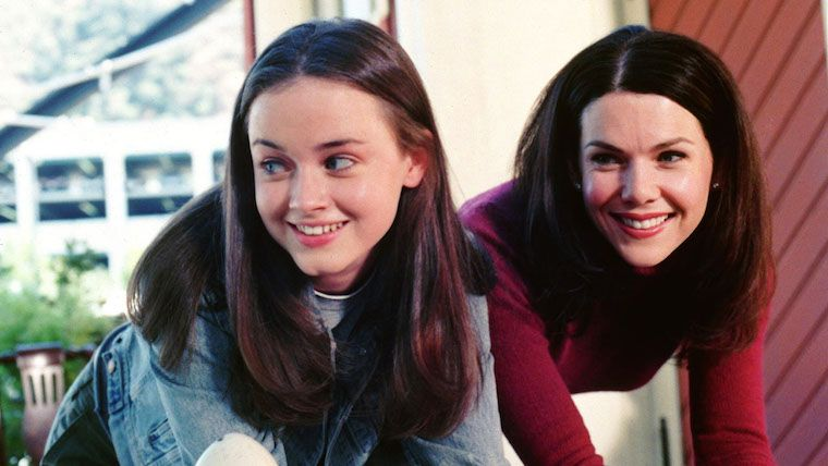 Thumbnail for The Gilmore Girls have adopted a major wellness trend into their lives
