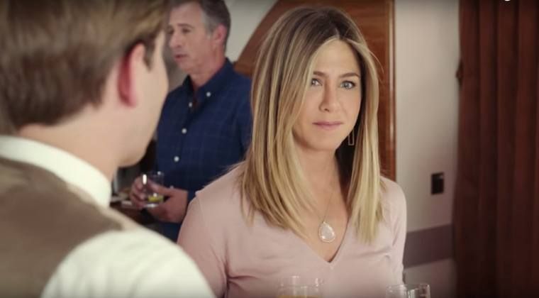 Thumbnail for Jennifer Aniston goes high-vibe with this $1,600 necklace from Taryn Toomey