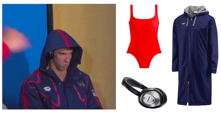 michael-phelps-halloween-costume & Cool Halloween costumes with healthy themes | Well+Good