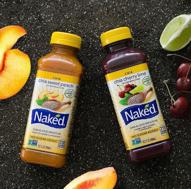 is naked juice healthy