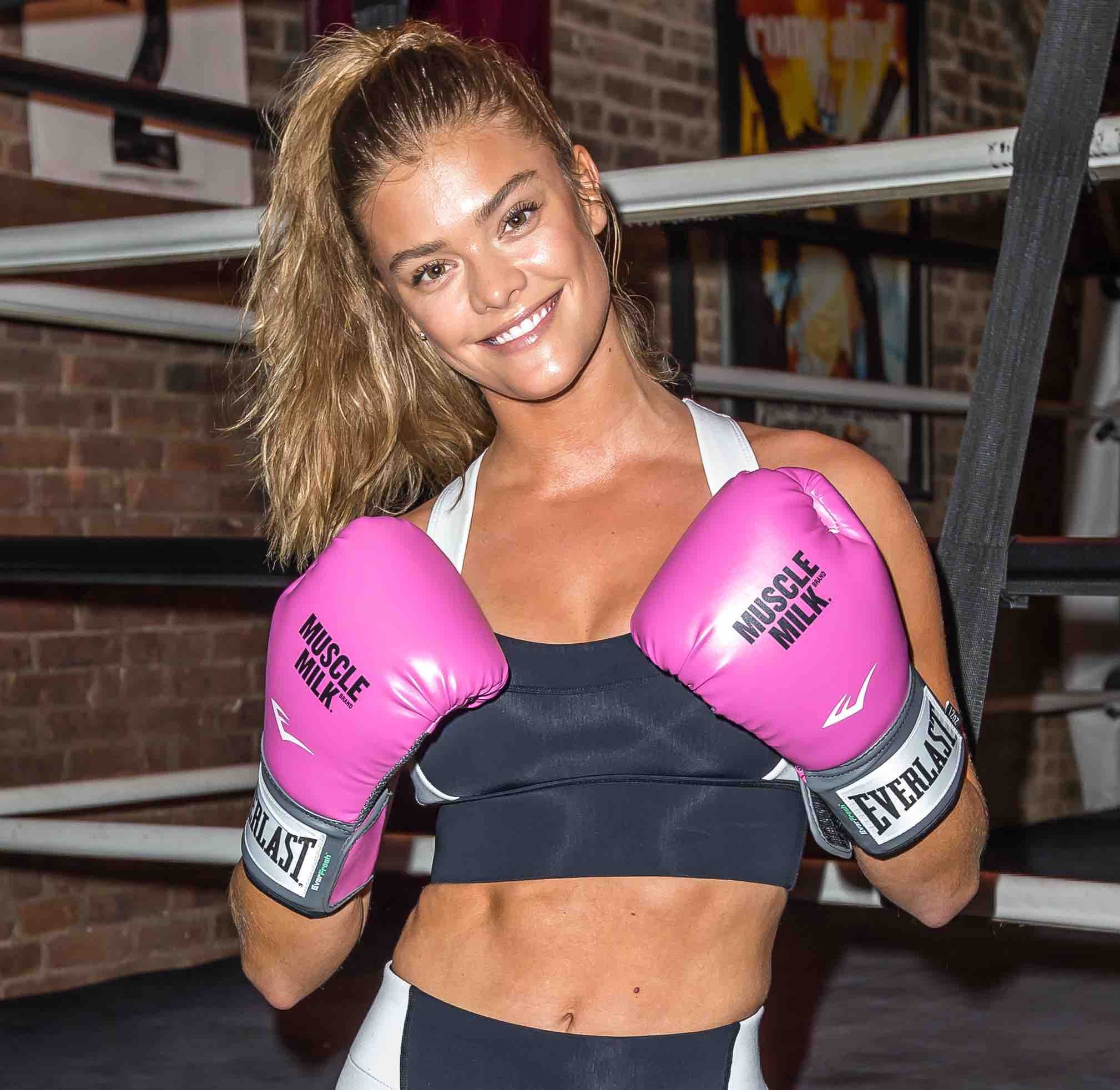 Thumbnail for Why Nina Agdal is all about a good steak—and what she eats on days she sports a crop top