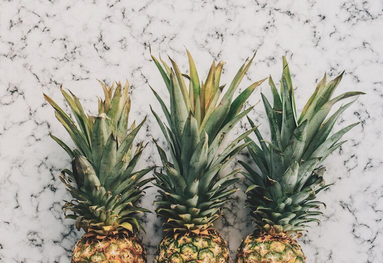 natural cold medicine alternative pineapple