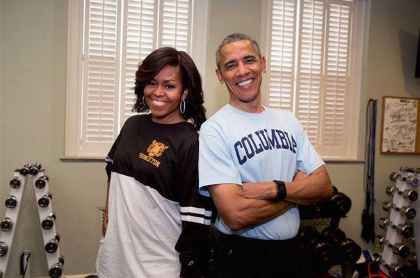 You'll never guess what's on President Obama's workout playlist