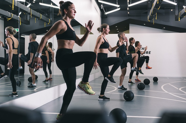 Thumbnail for The 11 coolest new studios in boutique fitness right now