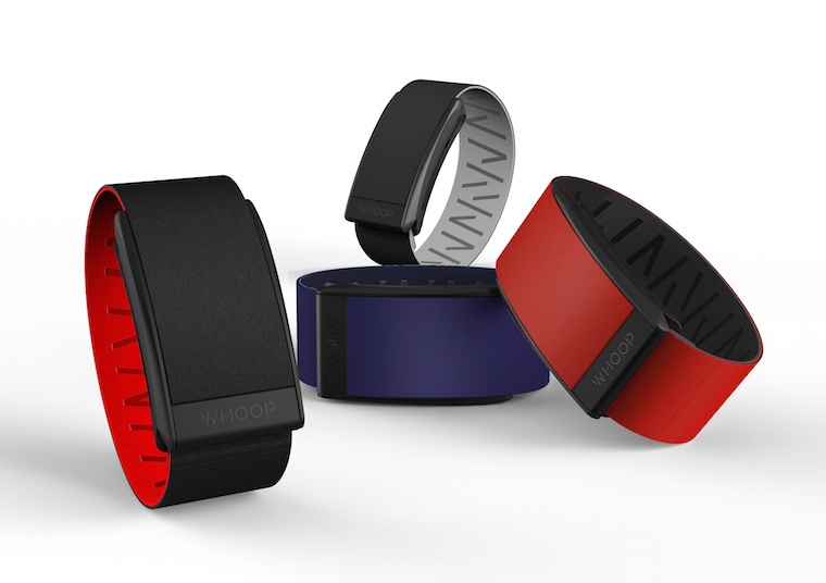 Whoop fitness wearable