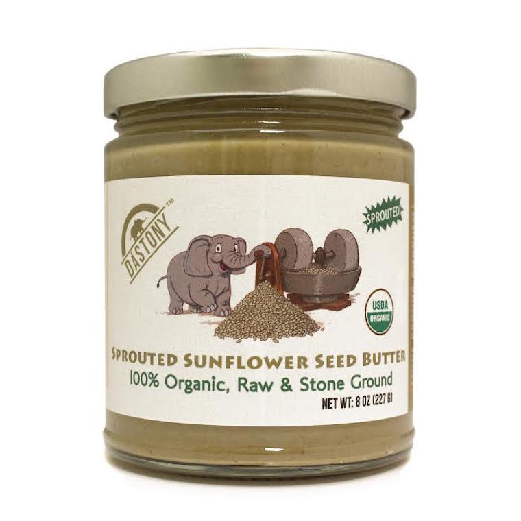 Windy City Organics Dastony Sprouted Sunflower Seed Butter