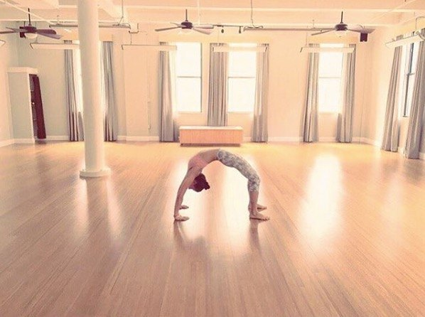 NYC LA studio openings yoga vida