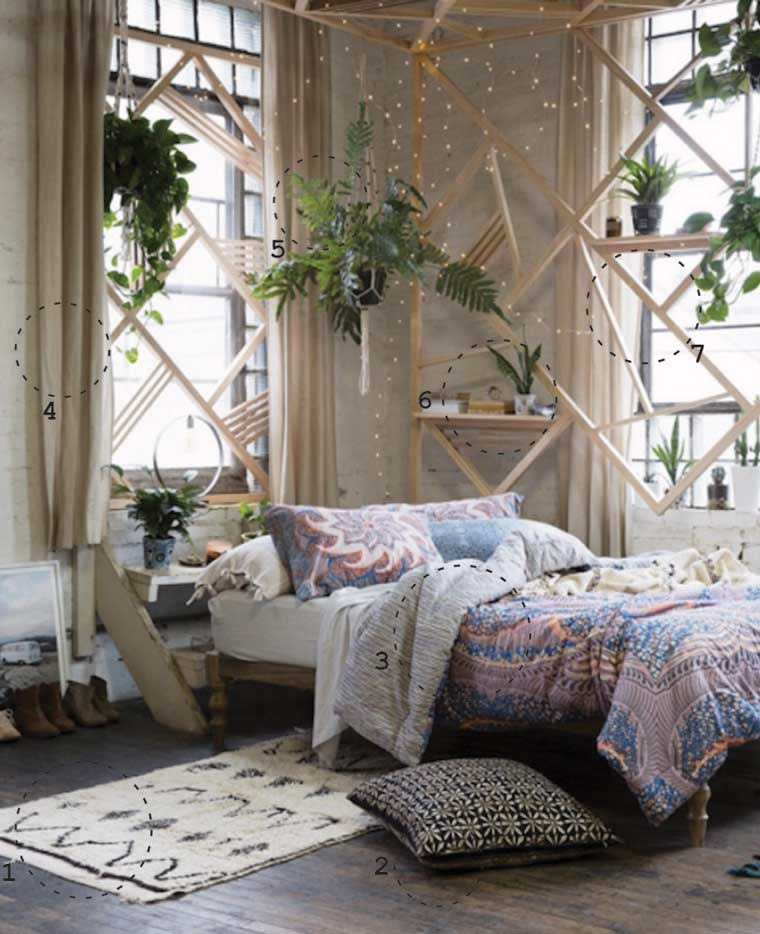 Boho Kid Room Idea: How To Design A Bedroom Inspired By Instagram