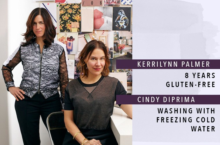 Kerrilynn Pamer and Cindy DiPrima, co-founders of CAP Beauty