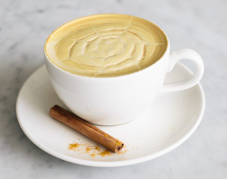 Thumbnail for The easiest—and healthiest—pumpkin spice latte you'll ever make