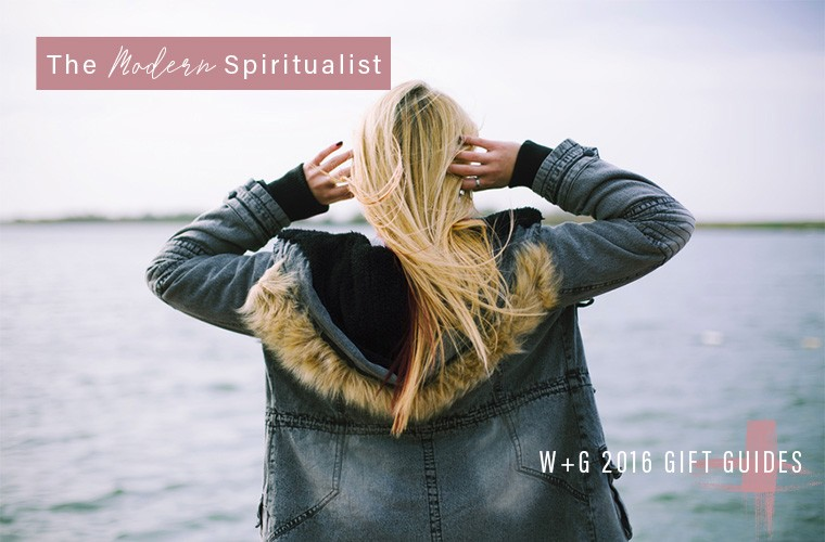 Thumbnail for Healthy Holiday Gift Guide: What to get The Modern Spiritualist