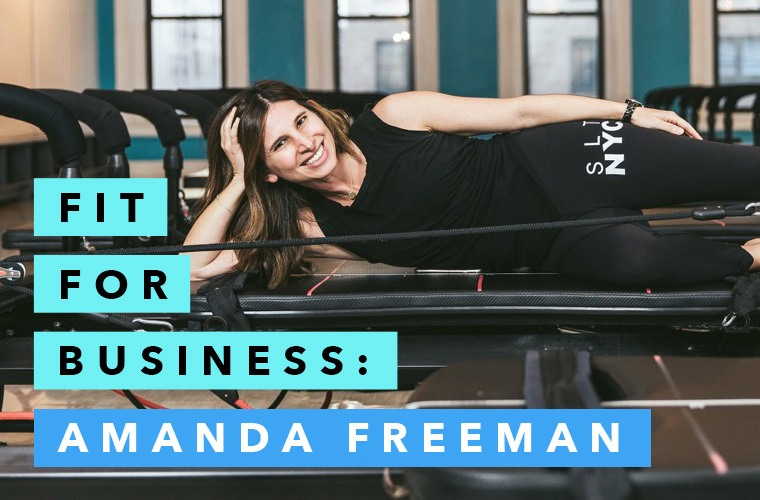 """Thumbnail for The best thing SLT's Amanda Freeman ever did was say """"no"""" to ClassPass"""