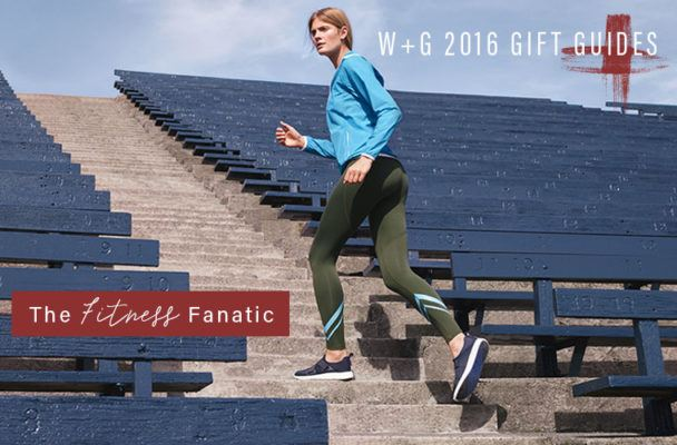 Healthy Holiday Gift Guide: What to get the fitness fanatic on your list