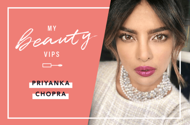 Why Priyanka Chopra loves coconut oil (for *so* many purposes)—and hates makeup