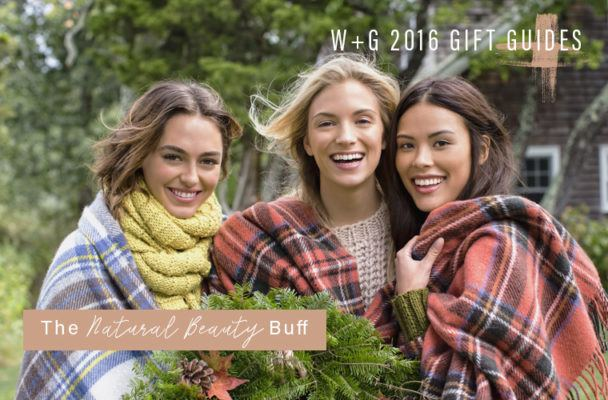 Healthy Holiday Gift Guide: What to get the natural beauty buff