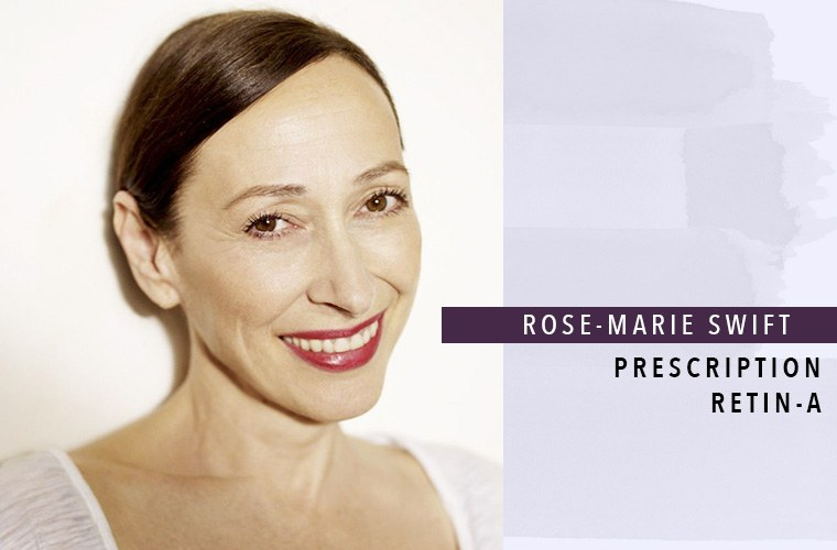 Rose-Marie Swift, founder of RMS Beauty