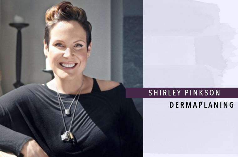 Shirley Pinkson, natural makeup artist and co-founder of W3ll People