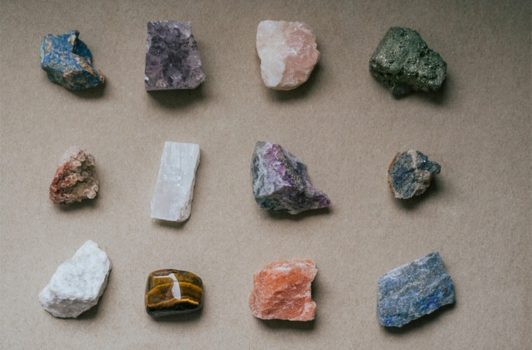 best crystals for a scared ritual bath