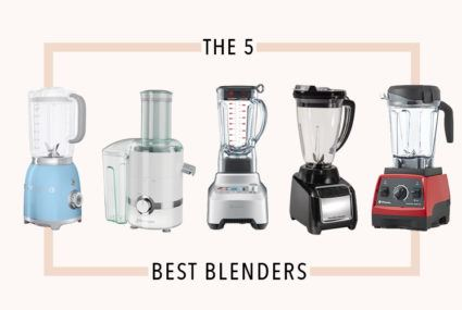 Tested and approved: The top 5 best blenders