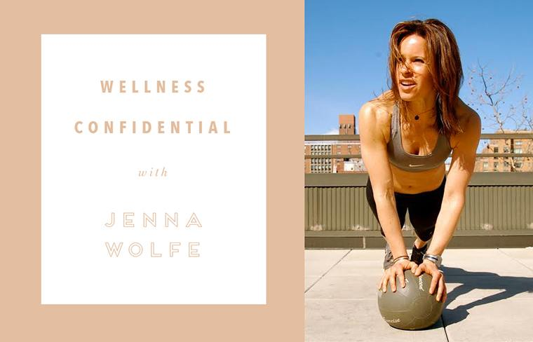 The metabolism-boosting habit Jenna Wolfe does every morning