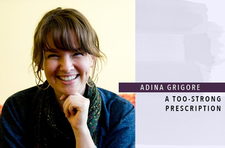 Adina Grigore, founder of S.W. Basics