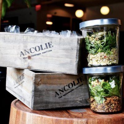 This restaurant serves up everything in mason jars (yes, even your to-go order)