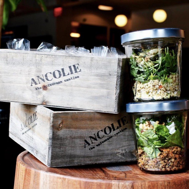 Thumbnail for This Restaurant Serves up Everything in Mason Jars (Yes, Even Your to-Go Order)