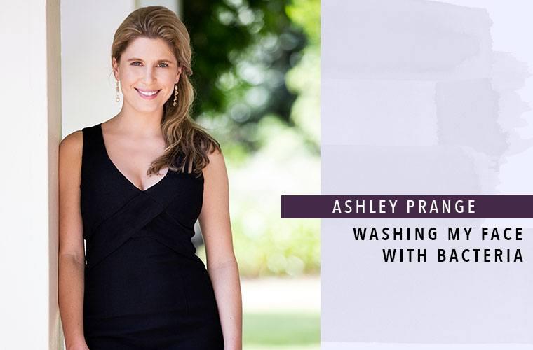 Ashley Prange, founder of Au Naturale Cosmetics