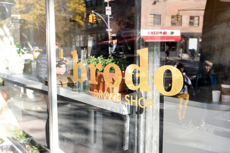 Brodo new West Village location